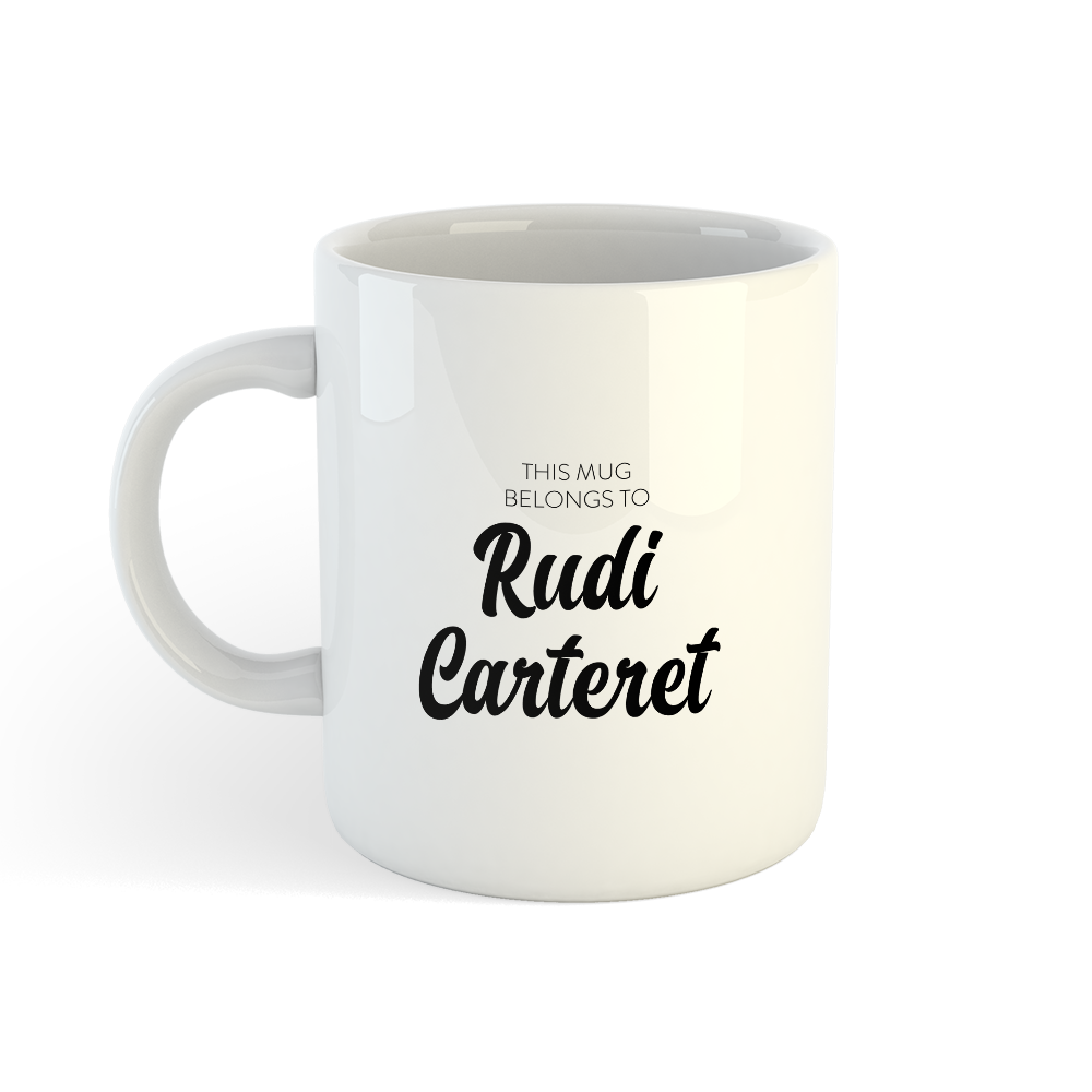 Picture of Gsy Mug - Rudi Carteret