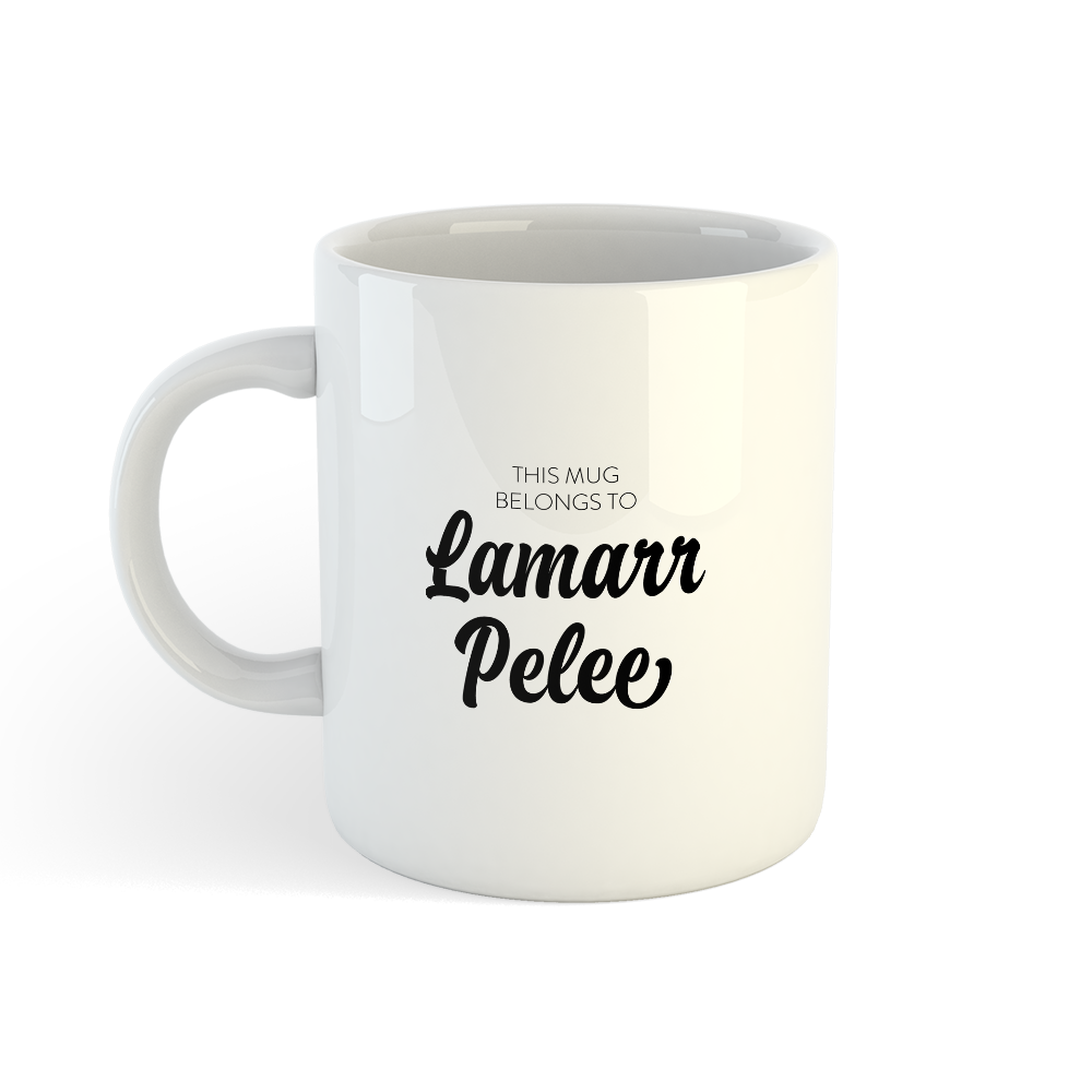 Picture of Gsy Mug - Lamarr Pelee